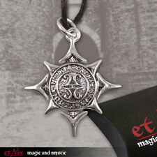 etNox Anhänger - Stern der Asen - Bronze versilbert