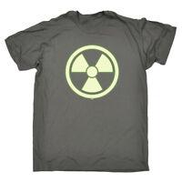 Funny Novelty T-Shirt Mens tee TShirt Radioactive Glow In The Dark