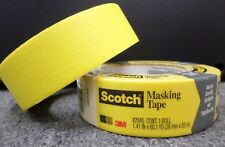 (2) 3M SCOTCH MASKING TAPE - HIGH ADHESION