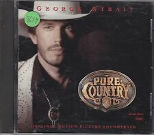 GEORGE STRAIT - pure country CD
