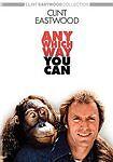 ANY WHICH WAY YOU CAN~1980 VG/C DVD~SONDRA LOCKE CLINT EASTWOOD RUTH GORDON