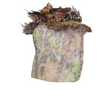 Camo bouchon + housse 3d feuilles voile sournois hat Facemask Pigeon Tir decoying nouveau