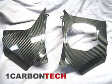 07 08 2007 2008 SUZUKI GSXR 1000 CARBON FIBER ENGINE COVERS FAIRINGS