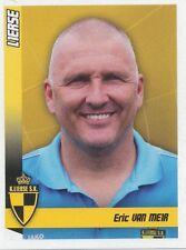 N°276 ERIC VAN MEIR # BELGIQUE LIERSE.SK STICKER PANINI FOOTBALL 2011