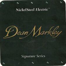 "Dean Markley ""NickelSteel"" Sticker / Decal"