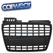 AUDI A4 B7 MATT BLACK RS4 STYLE GRILLE FOR N S-LINE