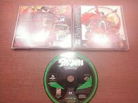 Sony PlayStation 1 PS1 PSOne CIB Complete Tested Spawn The Eternal Ships Fast
