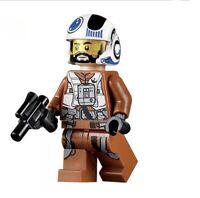 LEGO Star Wars 75248 – Temmin 'Snap' Wexley Minifigure *BRAND NEW* sw1047