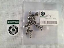 Bearmach Land Rover Defender 90 110 130 Stainless Steel Grille Screw Kit -BK0193
