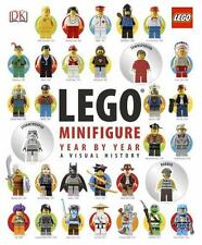 Lego Minifigure Year by Year: a Visual History by Dorling Kindersley...