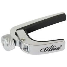 Alice PRO CAPO CLAMP acoustic electric guitar performance trigger quick release