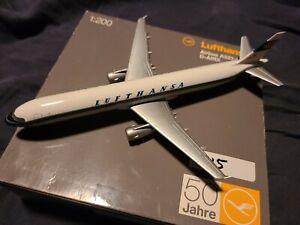 Herpa Wings Lufthansa 50 Jahre Airbus A321-100 1:200 D-AIRX 551106