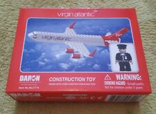 Virgin Atlantic Construction Set Toy by Daron