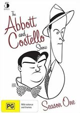 ABBOTT AND COSTELLO - THE SHOW - Complete Season 1 (5 DVD PACK) - DVD