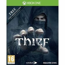 New & Sealed - THIEF - Xbox One Game Incl. Bank Heist DLC Day 1 Edition
