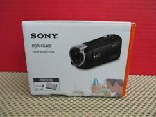Mint Sony HDR-CX405 Handycam Flash Memory Camcorder IN ORIGINAL BOX