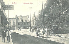 Vintage Postcard-Miountian Hill, Quebec, Canada