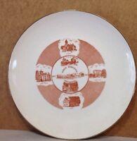 Vintage Pierce Nebraska Centennial Souvenir plate