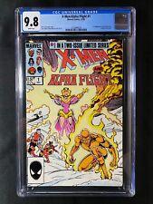 X-Men / Alpha Flight #1 CGC 9.8 (1985) - 1st app of the Berserkers