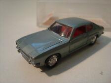 Schuco Modell 1:66 Ford Capri 1700 GT   816  Sch16 OVP Guter Zustand