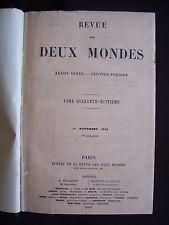 Revue des deux mondes - T.48 1863