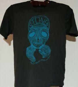Volcom Youth Against Establishment Graphic T-Shirt (Boy's Large)