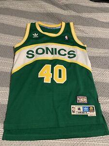 Seattle SuperSonics NBA Jersey