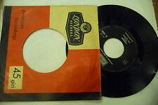 "JIMI HENDRIX/CURTIS KNIGHT""FLASHING-disco 45 giri LONDON It 1970"""