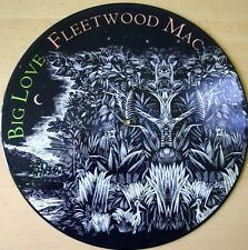 "EX/EX FLEETWOOD MAC BIG LOVE (EXTENDED) 12"" VINYL PIC PICTURE DISC"
