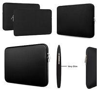 "Zipper Neoprene Case Cover Bag Sleeve Fits HP x360 12""inch 2 in 1 Chromebook"