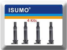 Set of 4 Kits 27301-26640  Ignition Coil  Fits: ATTITUDE ACCENT RIO RIO5 RONDO