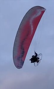 DUDEK SNAKE Paramotor Wing 16m ONLY 12 Hours!