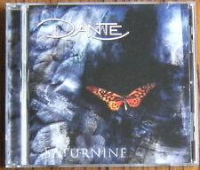 DANTE Saturnine CD (2010) Prog Rock Records