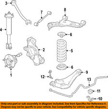 Cadillac GM OEM 05-11 STS Rear-Adjust Link 25948659