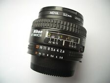 Nikon AF NIKKOR 28mm f2.8  Wide Angle Lens for Nikon F-Mount