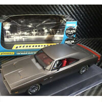 Pioneer P092-DS Dodge Charger 69' Grey STEALTH DS Slot Car 1/32 Scalextric DPR