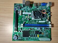 Acer Motherboard D1F-AD With CPU and 4GB RAM
