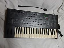 KORG MS-2000B ms2000 Analog Synthesizer synth w/Vocoder Perfect Working NICE!!!