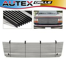 AUTEX Billet Grille For Ford Bronco/F-150/F-250/F-350 92 93 94 95 96 -Main Upper