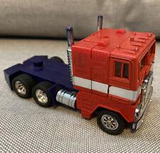 Vintage 1985 G1 Optimus Prime Cab Hasbro Transformers Action Figure
