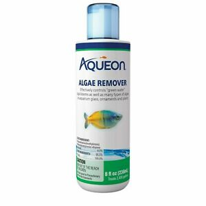 Aqueon Algae Remover 8 oz / 236ml - New