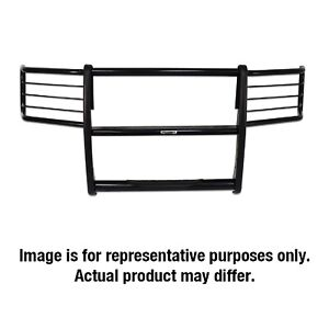 Go Rhino 3293MB Step Guard 3000 Series Grille & Brush Guard Black for Ford F-150