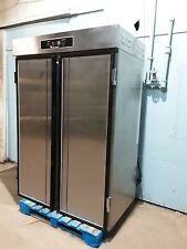 """""""Wilder"""" Ssteel 1Ph Humidity Upright Roll In, Roll Out Dual Door Proofer Oven"""