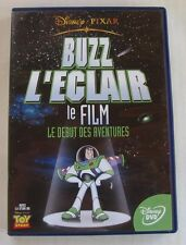 DVD BUZZ L'ECLAIR - LE FILM - DISNEY/ PIXAR