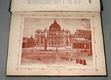 Original 1890 Lacordaire Sa Vie - Son Oeuvre Hardcover Book