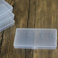 Aufbewahrungsbox mit Deckel Plastik Schmuck Handwerk Perlen Nail Arts Organizer