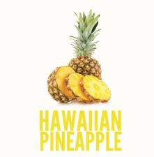 Hawaiian Pineapple Flavor Concentrate - Unsweetened (6 oz)