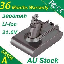 3000mAh Battery For Dyson V6 DC58 DC59 DC61 DC62 AnimalHandheld Vacuum Cleaner