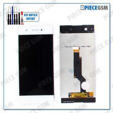 ECRAN LCD + VITRE TACTILE pour SONY XPERIA XA1 BLANC + outils