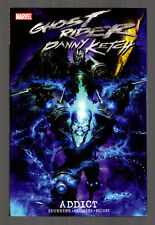 GHOST RIDER: DANNY KETCH - ADDICT - Marvel TPB softcover Graphic Novel